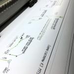Печать чертежей, планов, схем, карт. Пятигорск