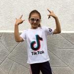 Детская футболка TikTok
