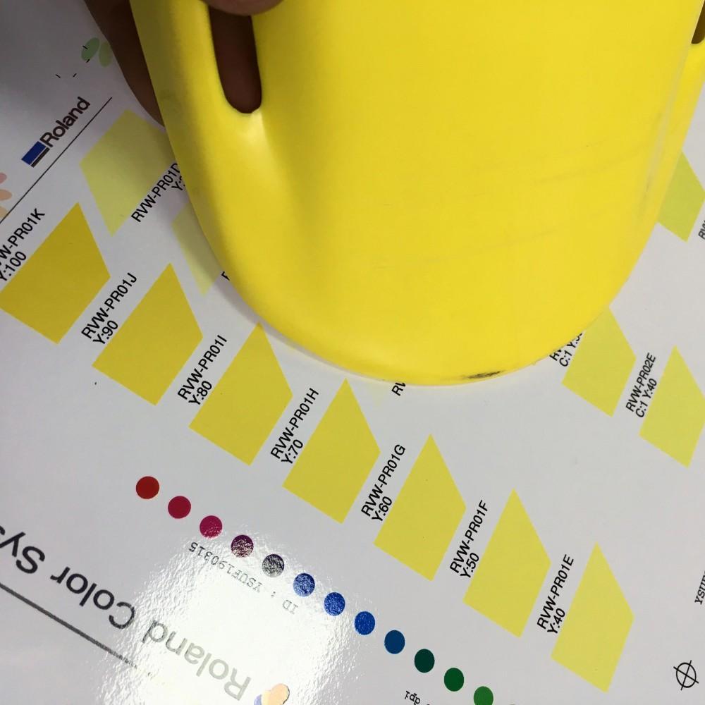 Кто тут думает, что жёлтый цвет, это просто жёлтый